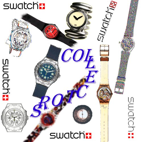 Swatch collectors